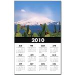 Mount Etna Calendar