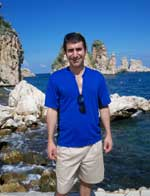 Larry Aiello, founder of Italian-Link.com - a site devoted to Italian tourists, visitors, business travelers, students and Italophiles. Your online Italian travel guide for your next Italian vacation.